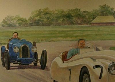 Auto's en oldtimers