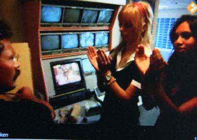 Compositietekenaar TV programma Checkpoint