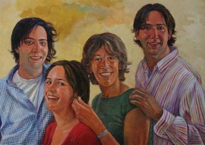 Familieportretten