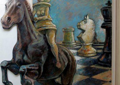 Paardenportretten